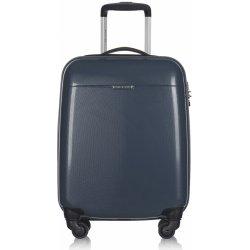 241d823bccea6 Puccini cestovný kufor stredný M 40 litrov tmavomodrý Voyager PC005 ...