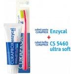 Curaprox Enzycal zubná pasta 75 ml + Curaprox ZK 5460 Ultra Soft