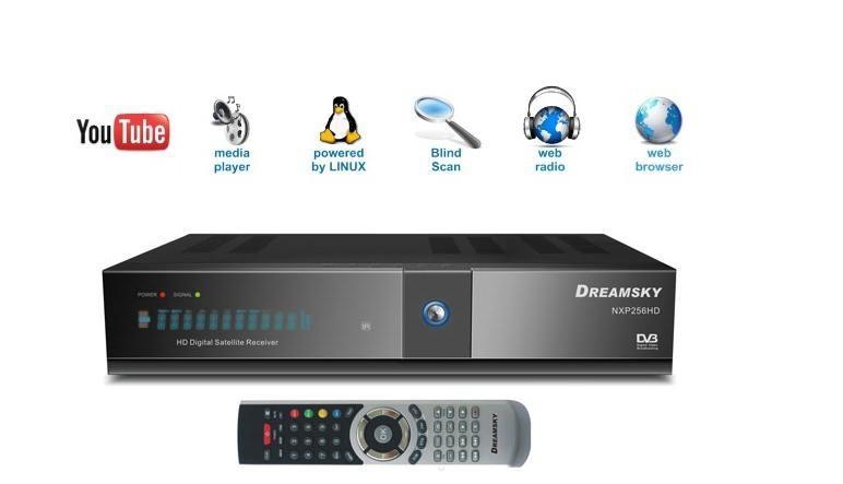 Новинка Dreamsky NXP256HD