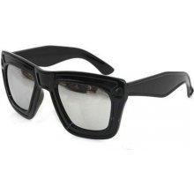 Sunmania Wayfarer zrkadlové 074 čierne
