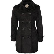 Usha Dámsky kabát 17136273 schwarz