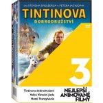 Najlepšie animované filmy (3 ) DVD