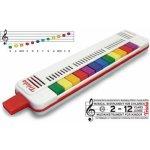 Vnímavé Hračky Detská ústna harmonika Triola