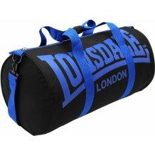 Lonsdale Barrel bag Black/Blue