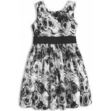 46c00bd1d66c Dievčenské letné šaty MINOTI MIX čierne