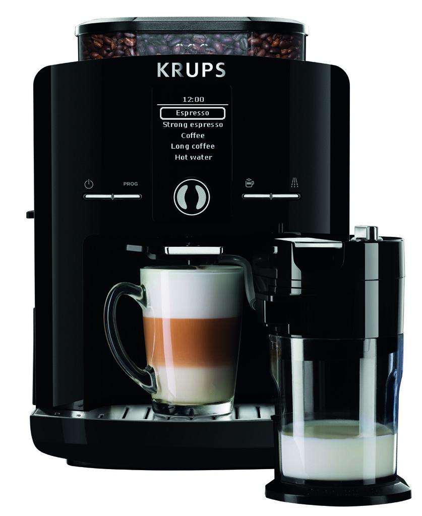 516e7d626 Kávovary, espressá, čajníky Krups - Heureka.sk