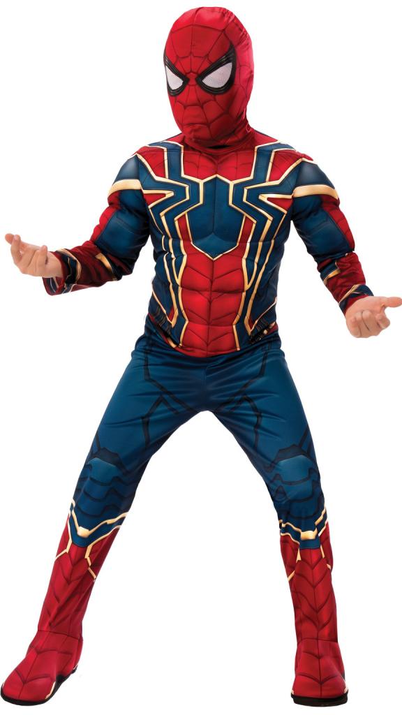 cc4242d3d88a Avengers  Infinity War Iron Man Deluxe s maskou od 54