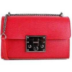 9b831cc68 malá crossbody kožená listová kabelka červená Vilma alternatívy ...