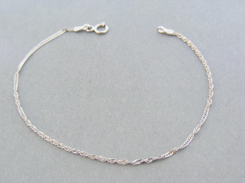 d52a0a390 MARM Design dámsky náramok jemne točený biele zlato DN175073B od 54,90 € -  Heureka.sk
