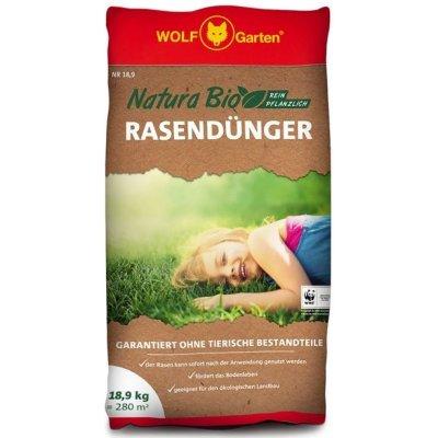 WOLF Narura Bio hnojivo na trávnik 10,8 kg