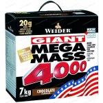 Weider Giant Mega Mass 4000 7000 g Brusnice - Jogurt