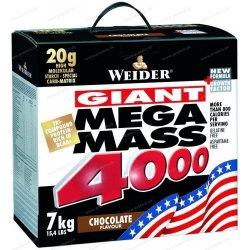 Weider GIANT MEGA MASS 4000 3000 g
