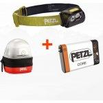 Petzl Actik + Petzl Core + Petzl Set