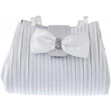 Dámska spoločenská kabelka 1808 Famito, biela