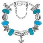 Náramky Diamond Style. Diamond style dámsky náramok TREASUREBRABEACH 9d331345229