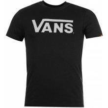 Vans Classic T Shirt Mens Black/White