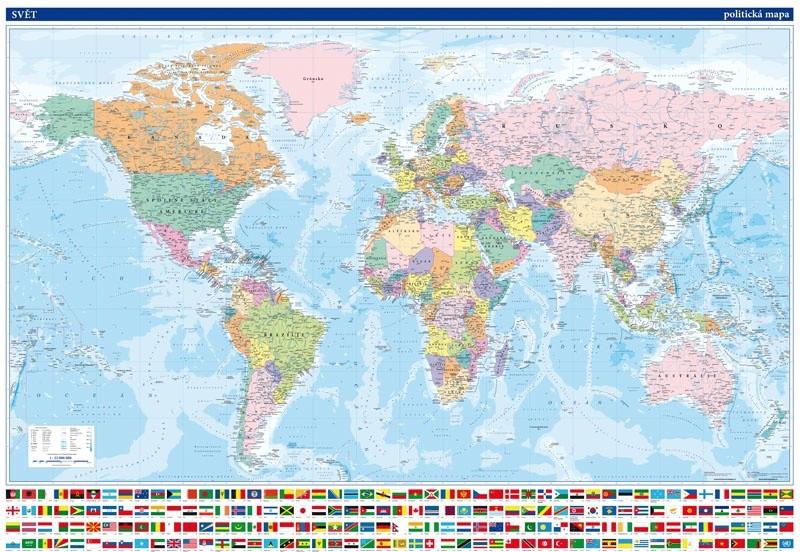 Svet Politicka Mapa Hlinikovy Ram Alternativy Heureka Sk