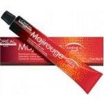 L'Oréal Majirouge 4.65 - strednohnedá mahagónová červená 50 ml