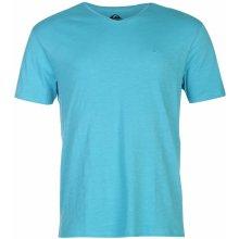 Quiksilver Slub T Shirt Mens Blue