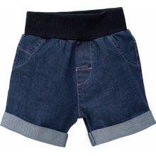 Pinokio chlapčenské riflové šortky tmavo modré