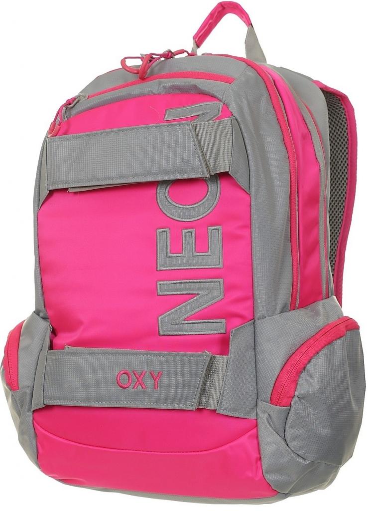 348e50a44e Karton P+P anatomický batoh OXY Neon ružová od 56