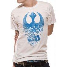 Star Wars Episode VIII Jedi Badge Explosion