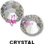 Kamienky na 3D mihalnice Crystal SS5 25 ks