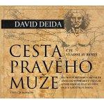 Cesta pravého muže - audio CD David Deida