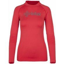 606efda370b9 Kilpi Dámske termo tričko DIVIDE-W červená