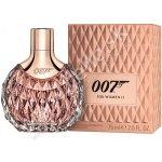 JAMES BOND 007 FOR Woman II parfumovaná voda 50 ml