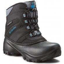COLUMBIA Youth Rope Tow III Waterproof BY1322 Snehule Black Dark Compass 010 ddf5183013