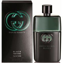 fbeb8b278 Gucci Guilty Black toaletná voda pánska 90 ml od 44,90 € - Heureka.sk
