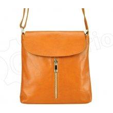 Kabelky Camel+kožená+kabelka+Camel+kožená+kabelka 8289263b19e