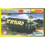 Stavebnice Monti 11 Czech Army Tatra 815 v krabici 22x15x6cm 1:48