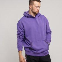 498f3a4f1 Urban Classics Oversize Logo Hoody ultraviolet