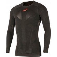 01f75ae654f5 Alpinestars termo tričko TECH SUMMER LS black red