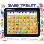 Mac Toys Baby Tablet černý rámeček