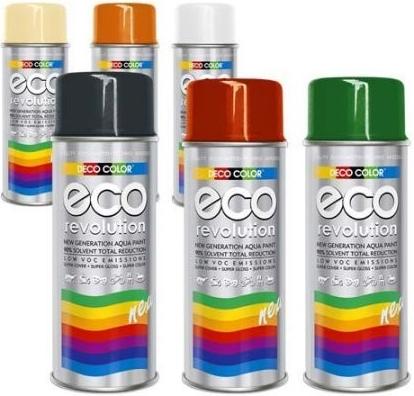 0d304cd26 Deco Color ECO Revolution 400ml RAL 7001 Sivý od 3,00 € - Heureka.sk
