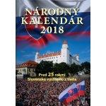 Národný kalendár 2018