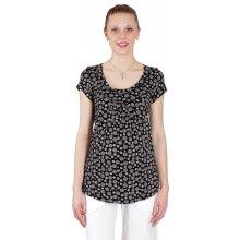 30e784f5ba00 Rialto těhotenské tričko REMICH černá květ