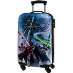 ABS cestovný kufor Star Wars Blue 67 cm