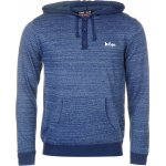 Lee Cooper Hooded Jumper Mens Navy Marl