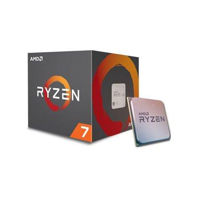 AMD AMD, Ryzen 7 1700, Processor BOX, soc. AM4, 65W, s Wraith Spire chladičom YD1700BBAEBOX AMD AM4