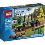 LEGO CITY 60059 Dřevorubecké auto