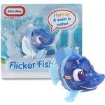 Little Tikes Svietiaca rybka modrá