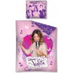 DETEXPOL Obliečky Violetta Love bavlna 140x200 70x80