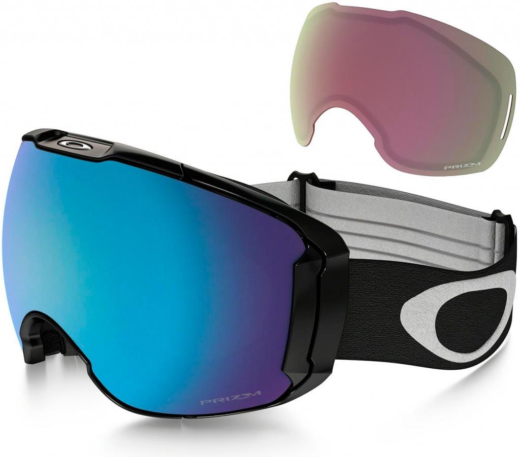 Lyžiarske okuliare Oakley - Heureka.sk 836b63823d8