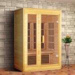 Infrasauny a sauny HansCraft