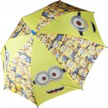 6a3da68d0 JFK Detský dáždnik automatický neskladací Minions