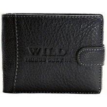 Pánska kožená peňaženka Wild Things Only 5355c